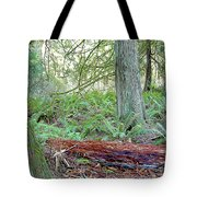 Magic Forest Tote Bag