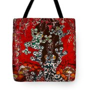 Magic Frogs Rising Tote Bag by Carol Law Conklin