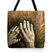 Magic Hands Tote Bag