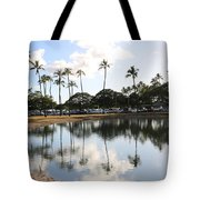 Magic Island Tote Bag