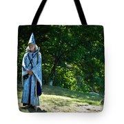 Magic Man Tote Bag