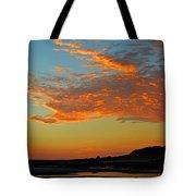 Magic Moments Over Cape Cod Bay Tote Bag