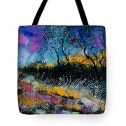 Magic Morning Light Tote Bag
