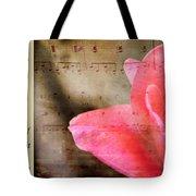Magic Of Music Tote Bag