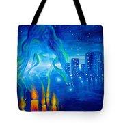 Magic Of The Night Tote Bag