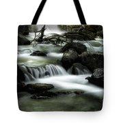 Magic Patagonia Creek Tote Bag