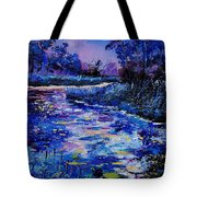 Magic Pond Tote Bag by Pol Ledent