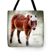 Magic Pony  Tote Bag