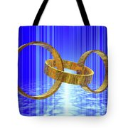 Magic Rings Tote Bag