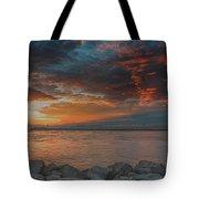 Magic Sky  Tote Bag