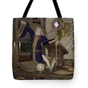 Magic Sorcerer Tote Bag