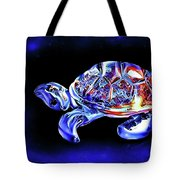 Magic Turtle Tote Bag