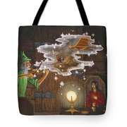 Magic Violin Tote Bag