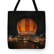 Magical Balloon Ride Tote Bag