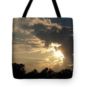 Magical Clouds Tote Bag