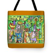 Magical Cookies A Collaboration With Eva Miller Tote Bag