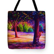Magical Day In The Park Tote Bag