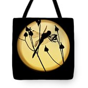 Magical Dragonfly Tote Bag
