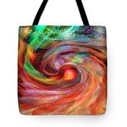 Magical Energy Tote Bag by Linda Sannuti