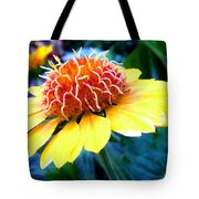 Magical Flower Tote Bag