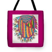 Magical Forest Land Tote Bag