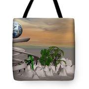 Magical Island Tote Bag