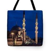 Magical Istanbul Tote Bag