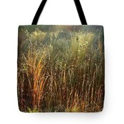 Magical Light On The Marsh Tote Bag
