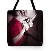 Magical Moment Of Love Tote Bag
