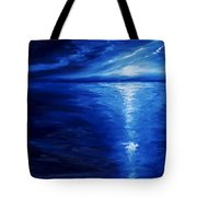 Magical Moonlight Tote Bag