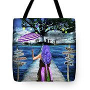 Magical New Orleans Tote Bag