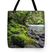 Magical New Zealand Tote Bag