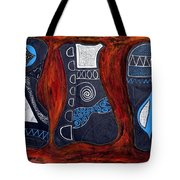 Magical Pieces Of Reality Tote Bag