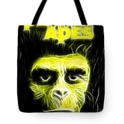 Magical Planet Of The Apes Tote Bag