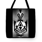 Magical Sign For Curse Removal Astral Practice Tote Bag