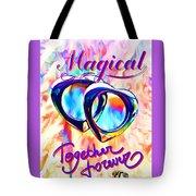 Gay Magic Tote Bag