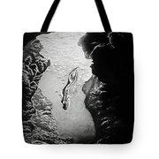Magical Underwater Cave Tote Bag