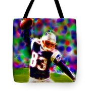 Magical Wes Welker  Tote Bag