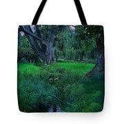 Magical Woodland Glade Tote Bag