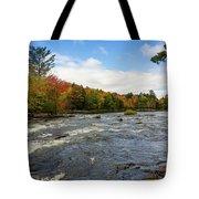 Magnetawan River In Fall Tote Bag