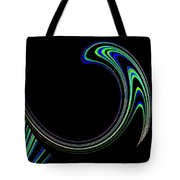 Magnetic Forces Tote Bag