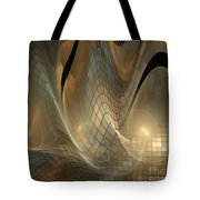 Magnetic Sand Fields Tote Bag