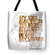 Magnificat Tote Bag