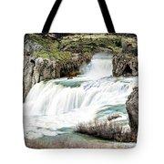 Magnificence Of Shoshone Falls Tote Bag