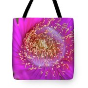 Magnificent Flower Tote Bag