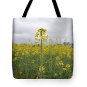 Magnificent Mustard Tote Bag