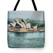 Magnificent Sydney Opera House Tote Bag