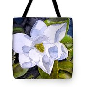Magnolia 2 Flower Art Tote Bag