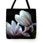 Magnolia And House Guest Tote Bag