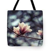 Magnolia Blossom 2 Tote Bag